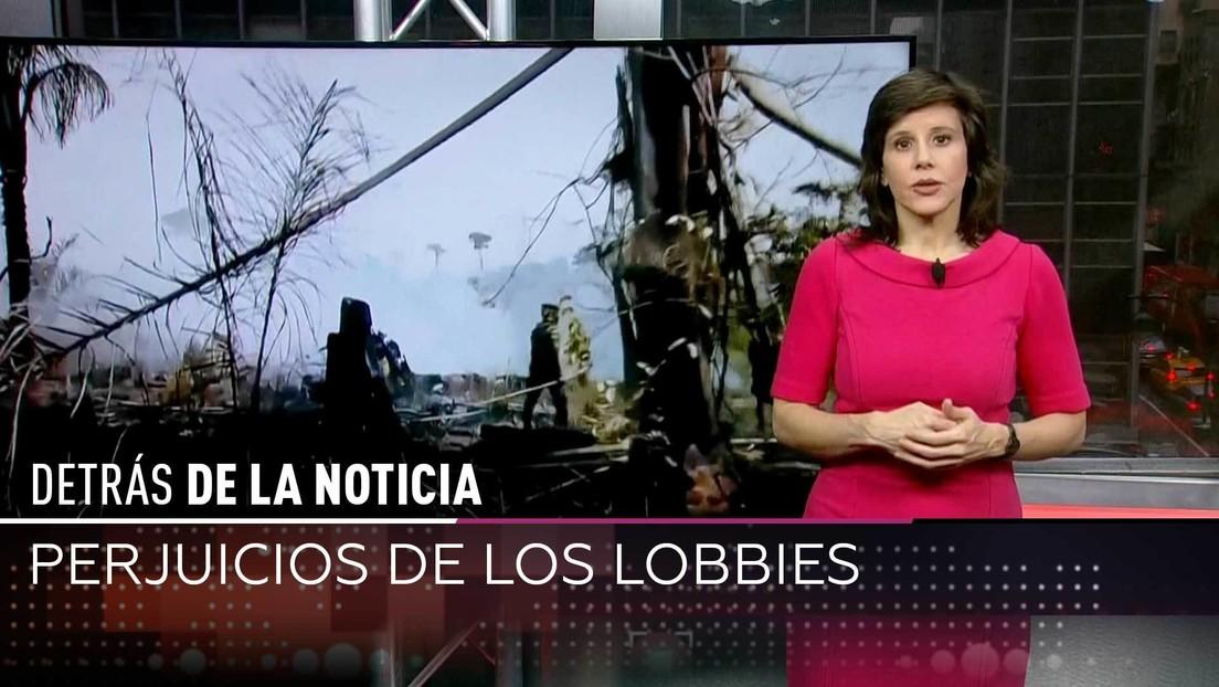 Perjuicios de los lobbies