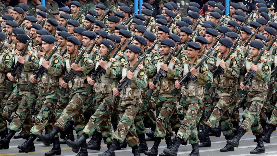 """Comandante iraní: """"No estamos llevando al país a una guerra, pero podemos romper EE.UU. varias veces"""""""