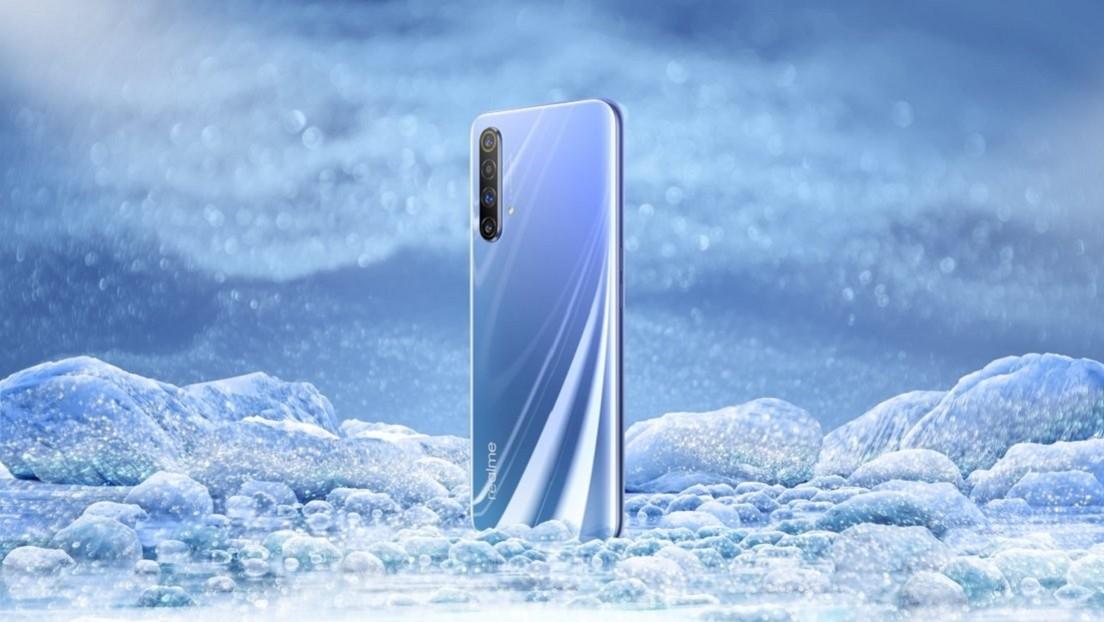FOTOS: Un rival de Xiaomi publica imágenes de su primer 'smartphone' 5G con cuatro cámaras