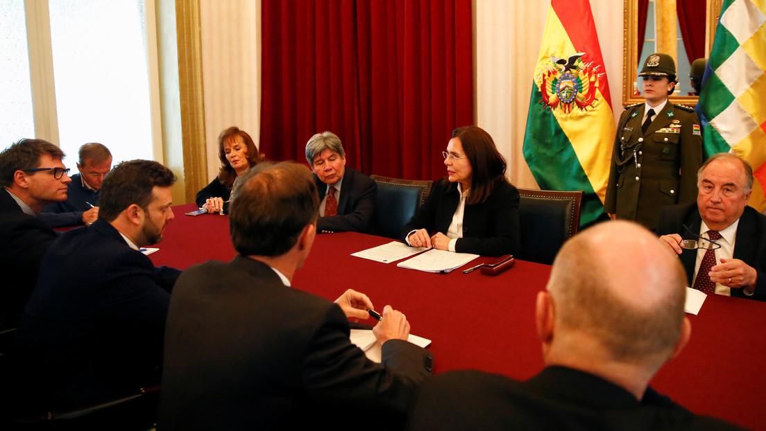 """La UE expresa a Bolivia su rechazo a la expulsión """"extrema e inamistosa"""" de los diplomáticos españoles"""