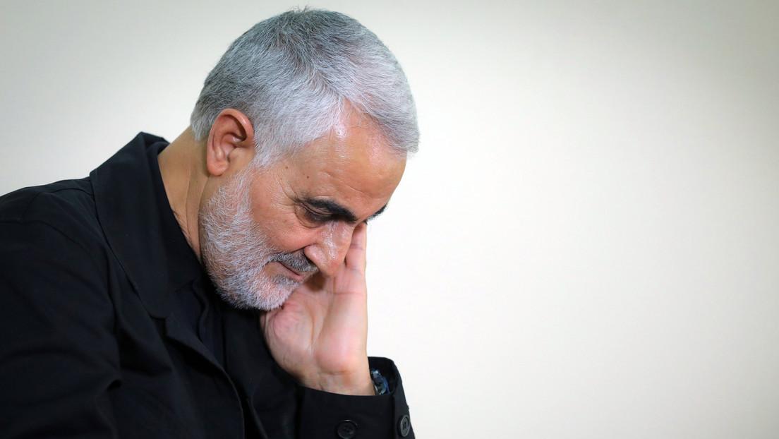 "Excomandante de la Guardia Revolucionaria de Irán: ""Nos vengaremos de Estados Unidos"""