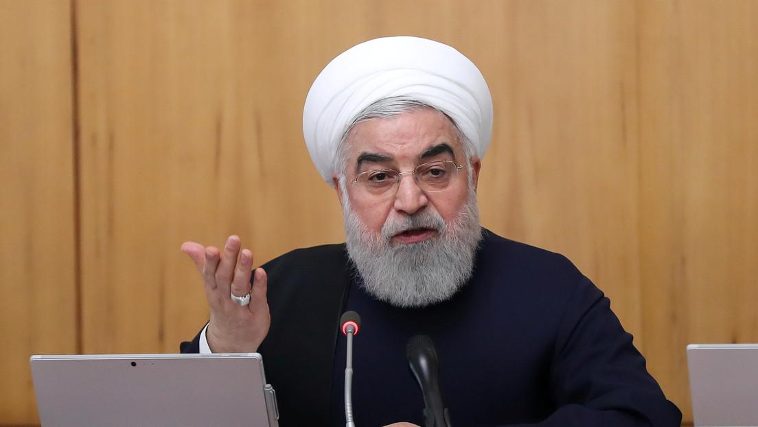 """Rohaní: """"Irán y otras naciones de la región vengarán el asesinato del general Soleimani"""""""