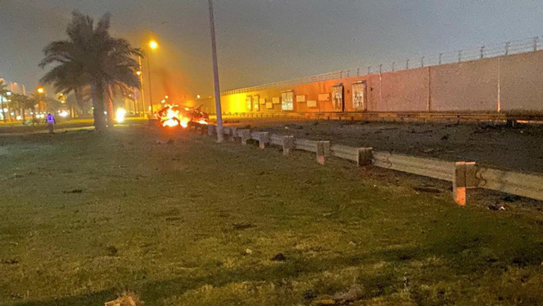 "Jameneí advierte que a los ""criminales"" que mataron a Soleimani les espera una dura venganza"
