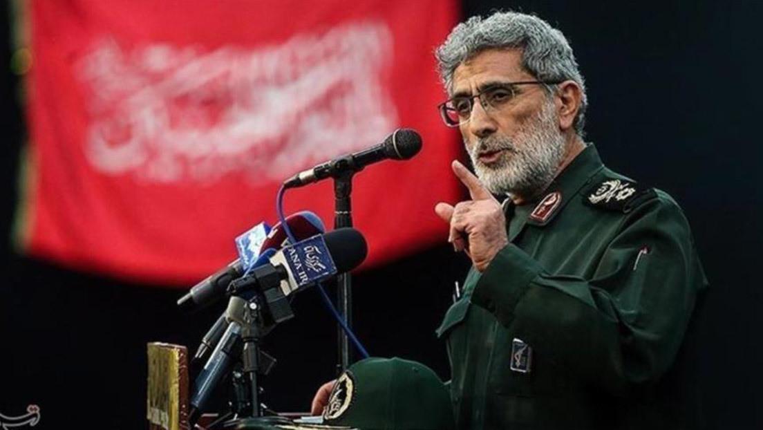 Jameneí nombra a nuevo comandante de la Fuerza Quds de la Guardia Revolucionaria de Irán tras el asesinato del general Soleimani por EE.UU.