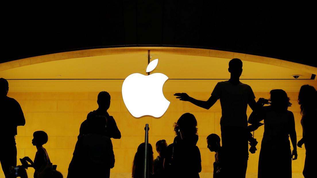 Las acciones de Apple se disparan y alcanzan un precio récord en los primeros días del 2020