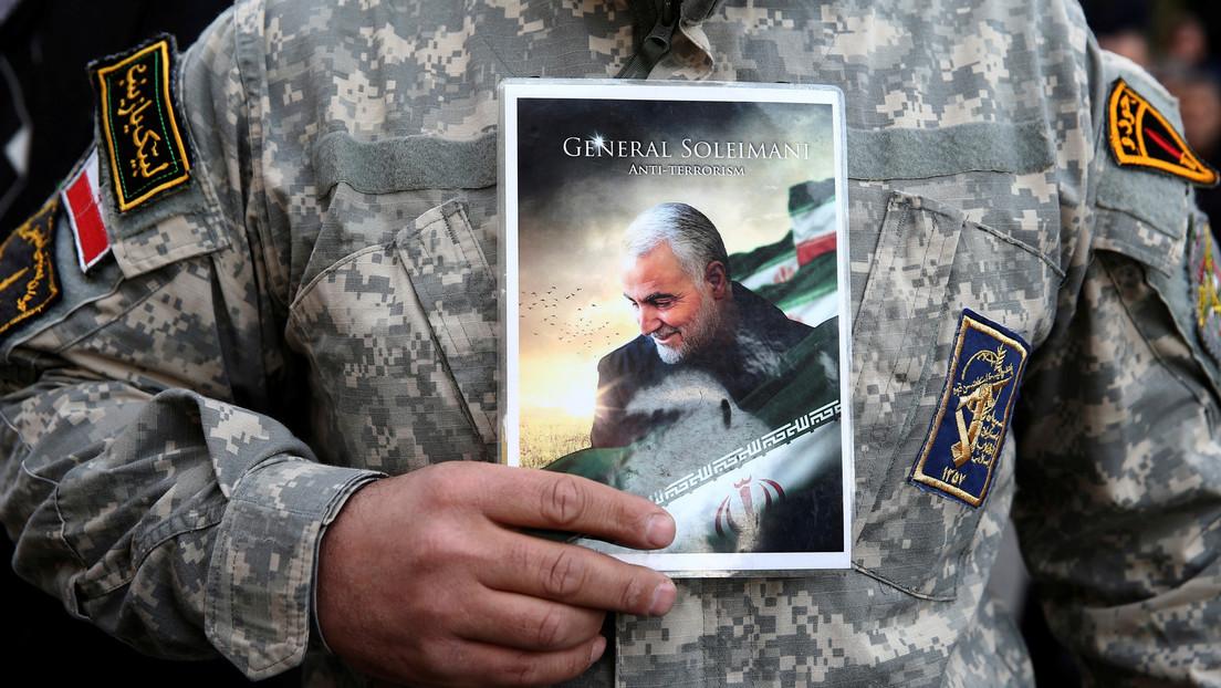 """Trump tuitea que Soleimani era """"responsable de la muerte de millones de personas"""" y que """"debería haber sido eliminado hace ya muchos años"""""""