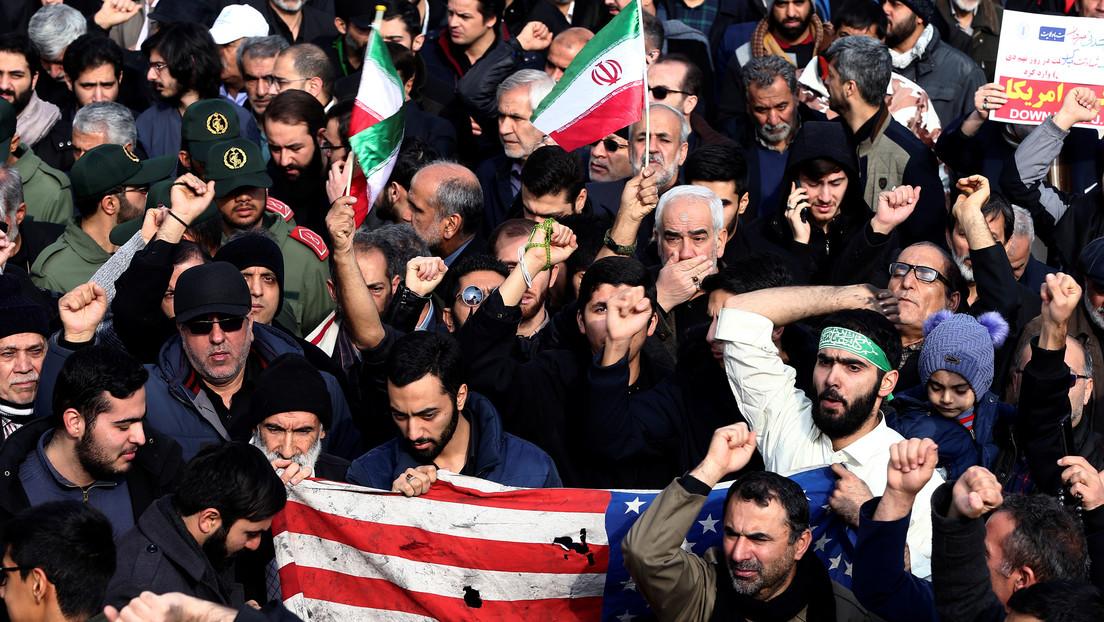 """Putin y Macron consideran que el asesinato del general iraní Soleimani puede """"agravar seriamente"""" la situación en la región"""