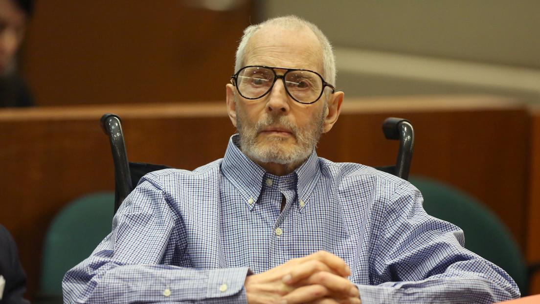 El multimillonario sospechoso de tres asesinatos admite haber escrito la nota con la ubicación del cuerpo de su amiga, a la que está acusado de matar