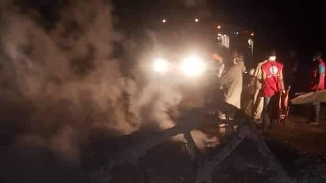 18 muertos, entre ellos cuatro niños, en el accidente de un Antónov militar en Sudán