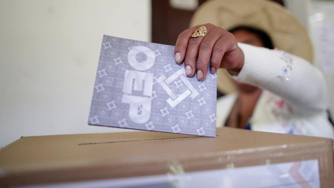 Fijan la fecha para las elecciones generales en Bolivia para el próximo 3 de mayo