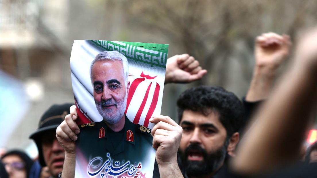 "Washington asegura que Soleimani planeaba atacar militares y diplomáticos de EE.UU. pero se niega a dar detalles porque son ""extremadamente secretos"""