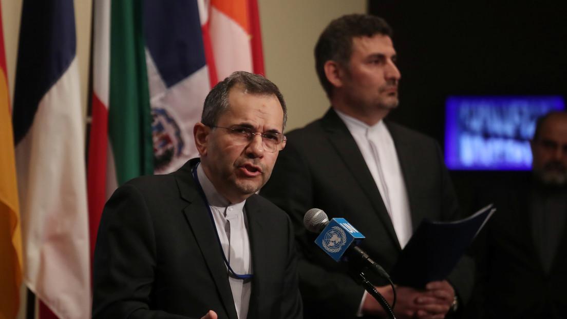 Irán le asegura a la ONU que se reserva su derecho a defenderse tras el asesinato de Soleimani