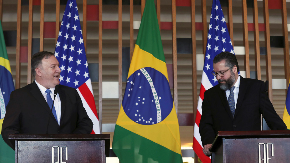 """Brasil manifiesta su apoyo al ataque de EE.UU. en Irak y lo considera parte de la """"lucha contra el terrorismo"""""""