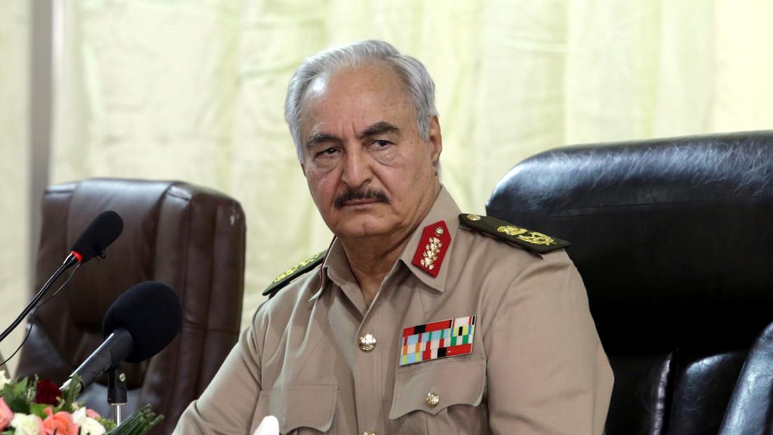 """El comandante del Ejército Nacional Libio declara """"yihad y movilización general"""" contra una posible intervención de fuerzas turcas en Libia"""