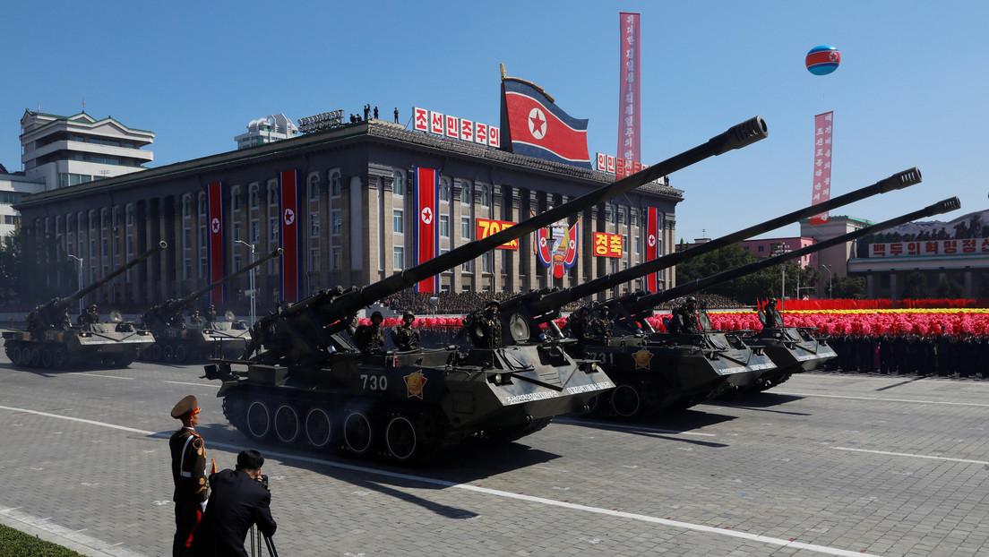 """El periódico del partido de Kim Jong-un llama a responder con """"un ataque inmediato y potente"""" a cualquier agresión contra Corea del Norte"""