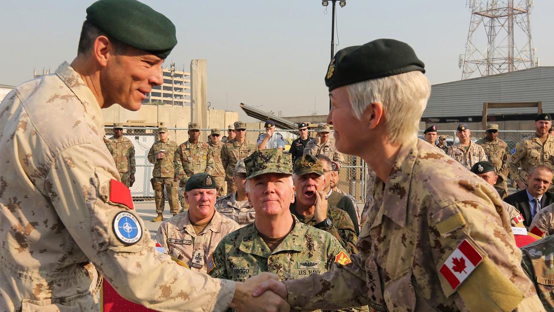 La OTAN suspende las misiones de entrenamiento en Irak tras el asesinato del general iraní Soleimani por EE.UU.