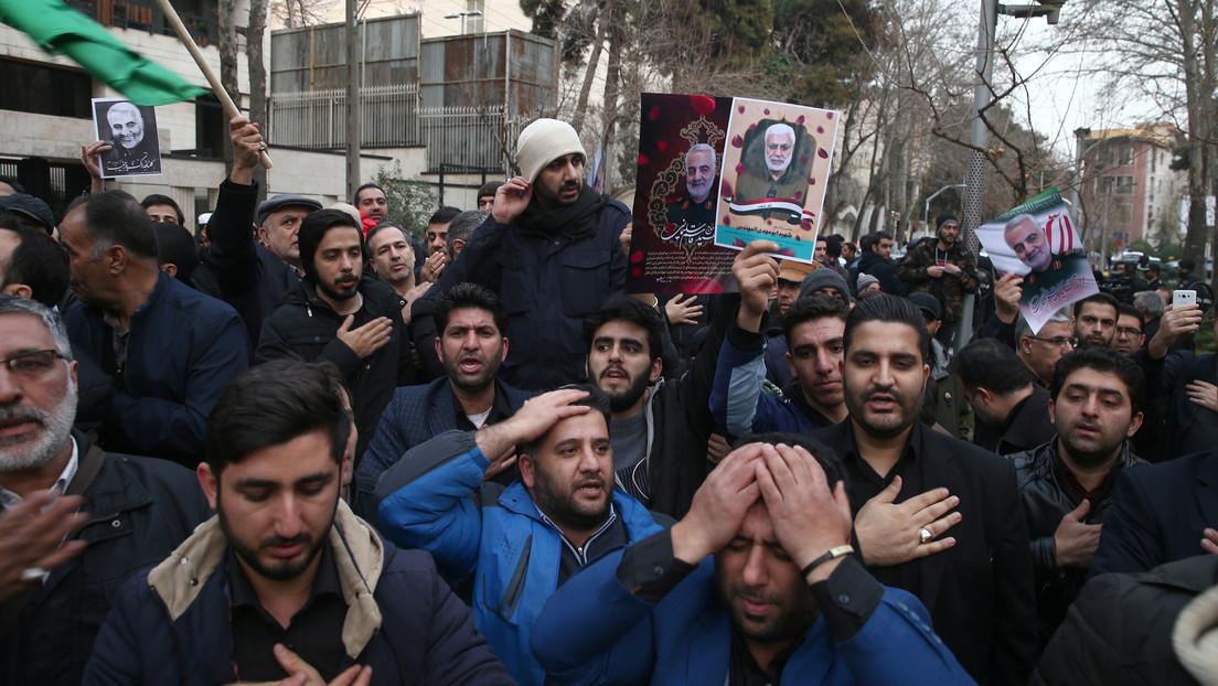 """Rohaní sobre el asesinato del general Soleimani: """"EE.UU. no se da cuenta del gran error que ha cometido"""""""