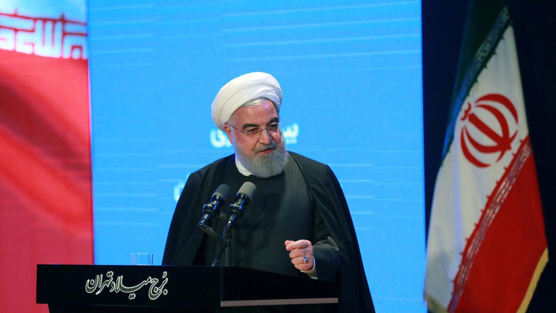 """Presidente iraní declara que EE.UU. """"se puso en un nuevo camino"""" tras el ataque que mató al general Soleimani"""