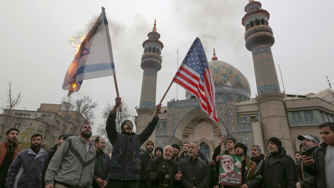 """Canciller iraní: """"Ha comenzado el fin de la maligna presencia de EE.UU. en la Asia Occidental"""""""