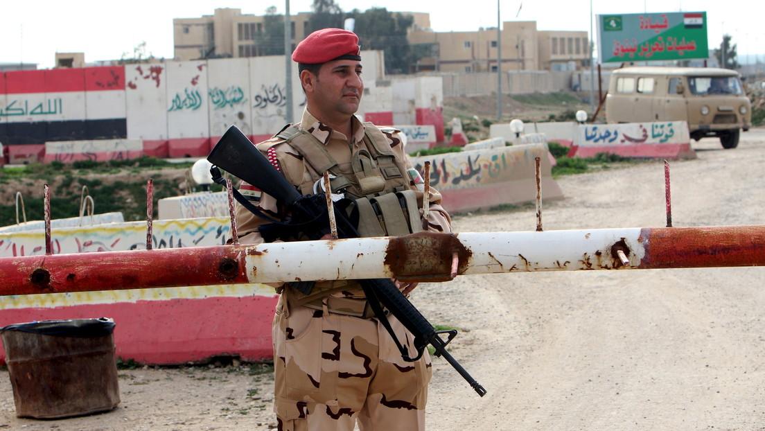 Reportan ataque con morteros cerca del Comando de Operaciones de Nínive en el norte de Irak
