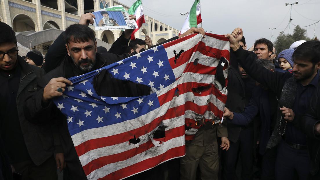 """Un general iraní insta a EE.UU. a abandonar Oriente Medio o """"comprar ataúdes para sus soldados"""""""