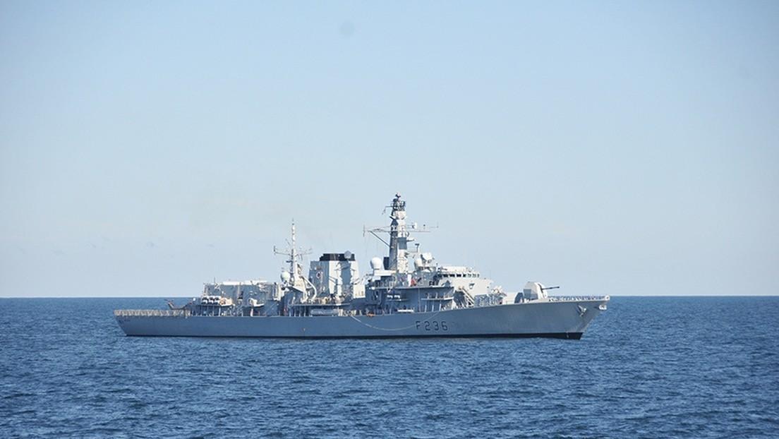 Anuncia marina que escoltará buques británicos en el estrecho de Ormuz