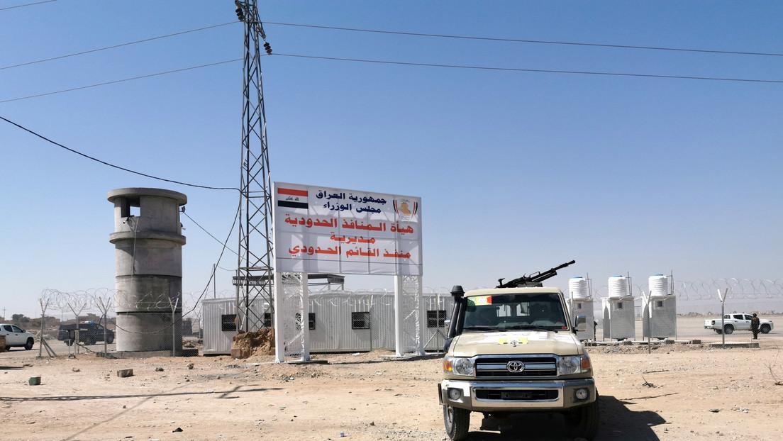 Reportan un ataque aéreo en la frontera sirio-iraquí
