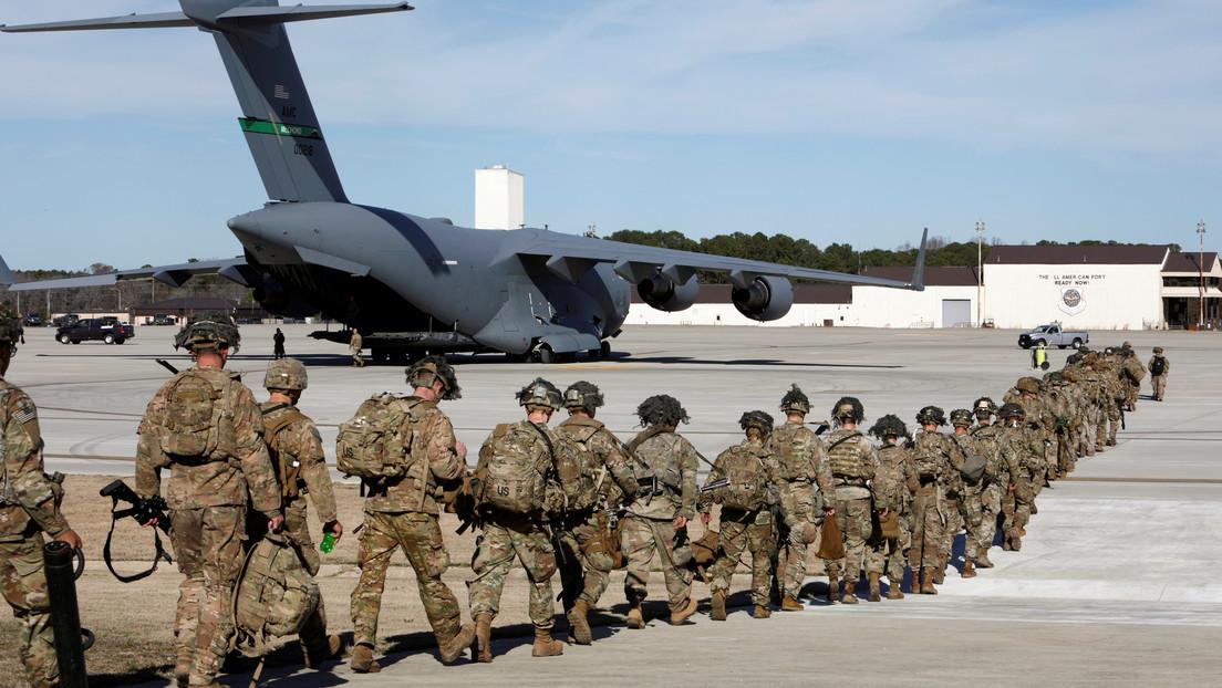 EE.UU. envía 4.200 tropas a Oriente Medio en medio de la escalada con Irán