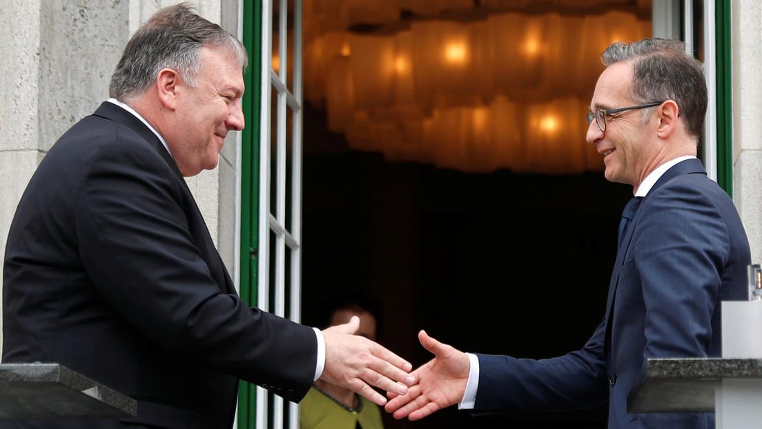 El ministro de Exteriores alemán buscará conversaciones directas con Irán tras la escalada de tensión