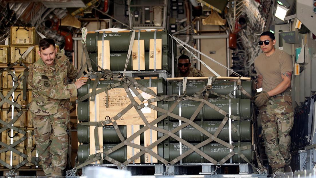 """Trump: """"EE.UU. acaba de gastar 2 billones en hermosas armas, si Irán nos ataca responderemos sin dudar"""""""