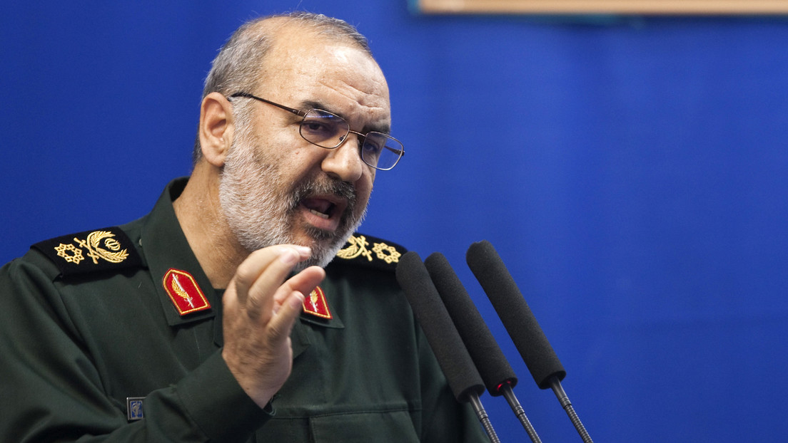 """Jefe de la Guardia Revolucionaria iraní: """"Una venganza estratégica pondrá fin a la presencia de EE.UU. en la región"""""""