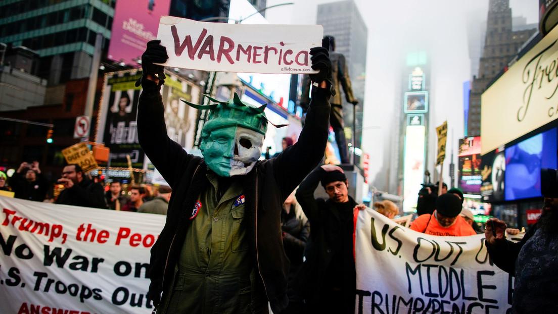 'La Tercera Guerra Mundial' se convirtió en la tendencia en Twitter el día del asesinato del general iraní Soleimani por EE.UU.