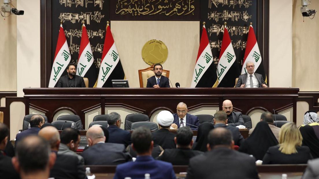 El Parlamento de Irak aprueba poner fin a la presencia de la coalición liderada por EE.UU. en el país