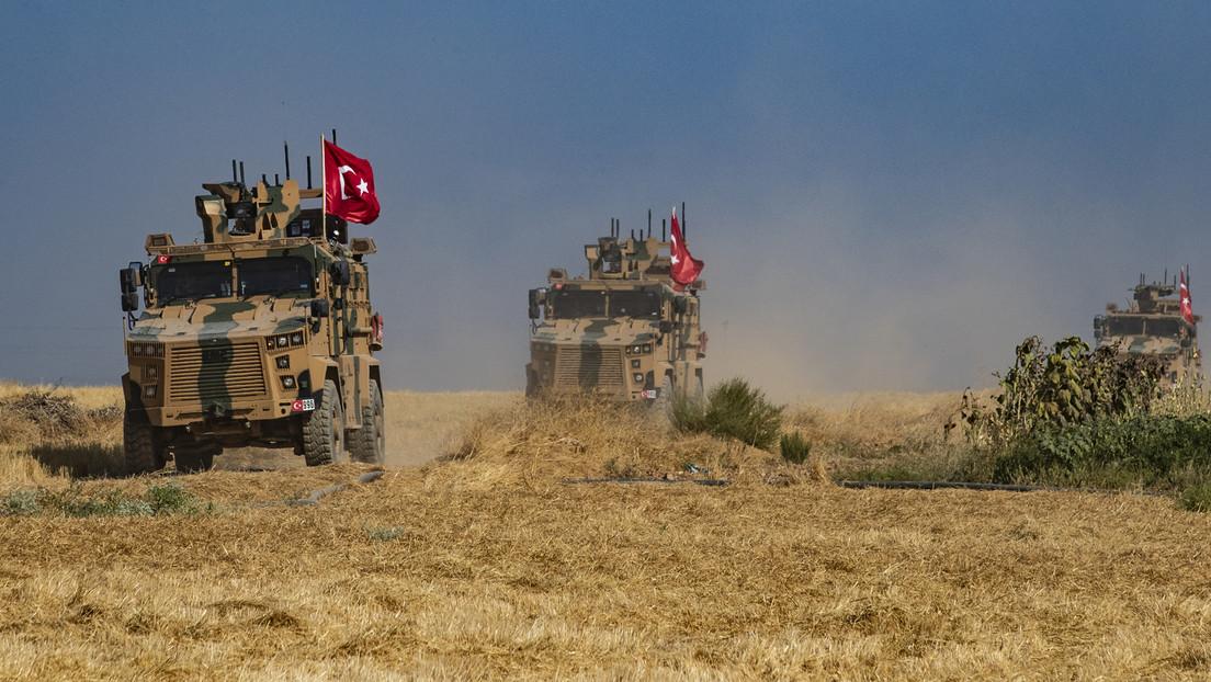 Turquía empieza el envío de tropas a Libia