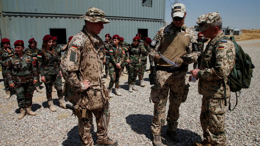 Alemania suspende la rotación de su contingente militar en Irak