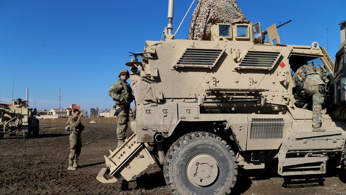 """EE.UU. amenaza con """"sanciones nunca antes vistas"""" contra Irak si tiene que retirar sus tropas"""