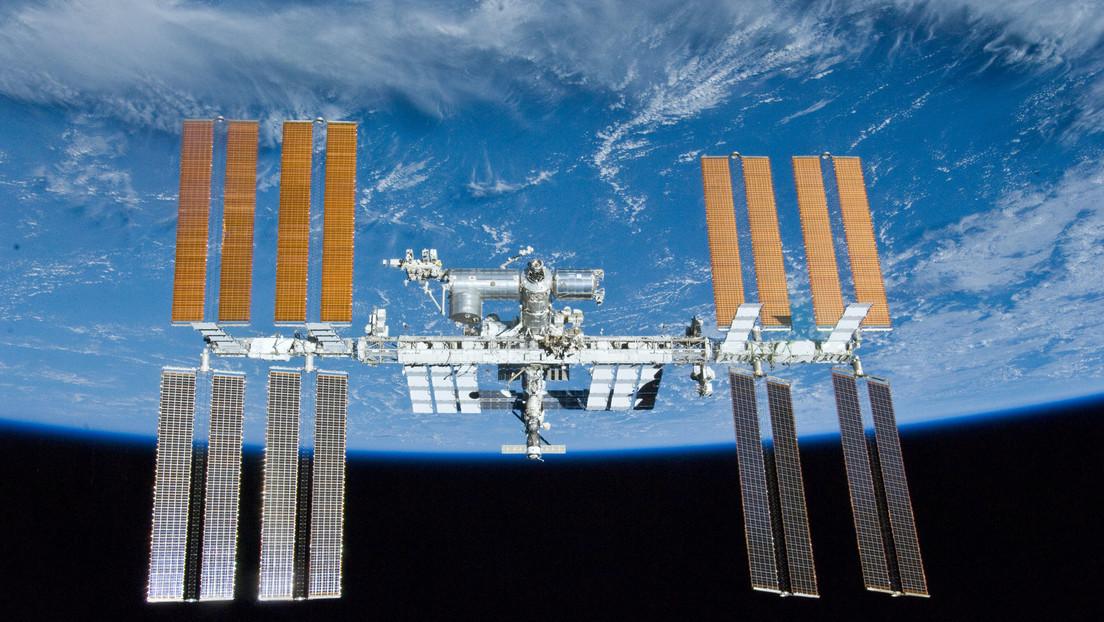 Detectan una trombosis venosa en un astronauta de la EEI en plena misión espacial