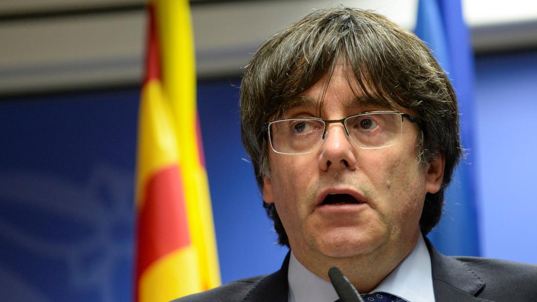 El Parlamento Europeo reconoce formalmente a Puigdemont y otros dos líderes independentistas catalanes como eurodiputados