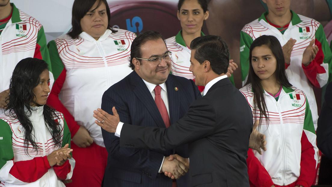 El exgobernador mexicano Javier Duarte afirma que su huida fue pactada con Peña Nieto