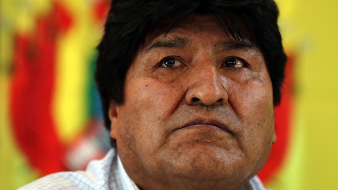 """Evo Morales denuncia el """"salvajismo"""" durante el golpe de Estado en Bolivia"""