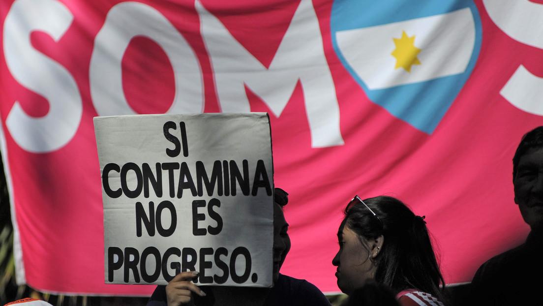 ¿Una ola ambientalista contra la 'megaminería' se expande en Argentina?