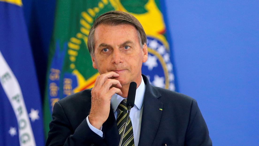 """Bolsonaro dice que Soleimani """"no era un general"""" y que el impacto del ataque de EE.UU. en el precio del petróleo """"no fue grande"""""""