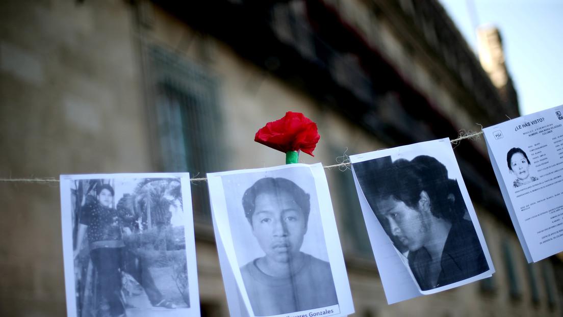 El Gobierno de López Obrador reconoce más de 61.000 personas desaparecidas en México