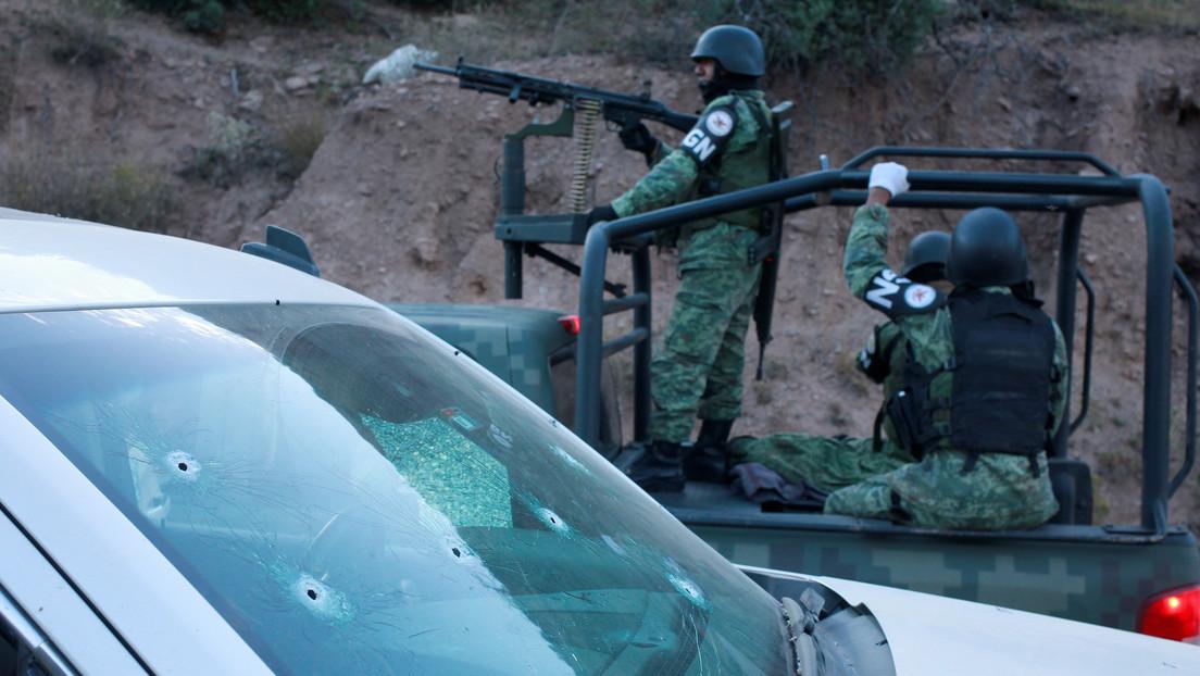 El ataque armado a una familia que se trasladaba por carretera desde México a EE.UU. deja un muerto y tres heridos