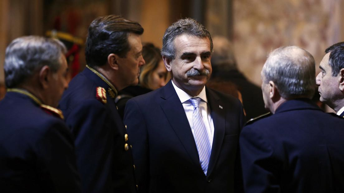 """Ministro de Defensa de Argentina considera que el país debe estar """"alerta"""" ante el conflicto entre EE.UU. e Irán"""