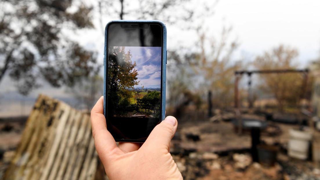 Una modelo recauda 700.000 dólares para combatir los incendios en Australia enviando fotos suyas desnudas a los donantes