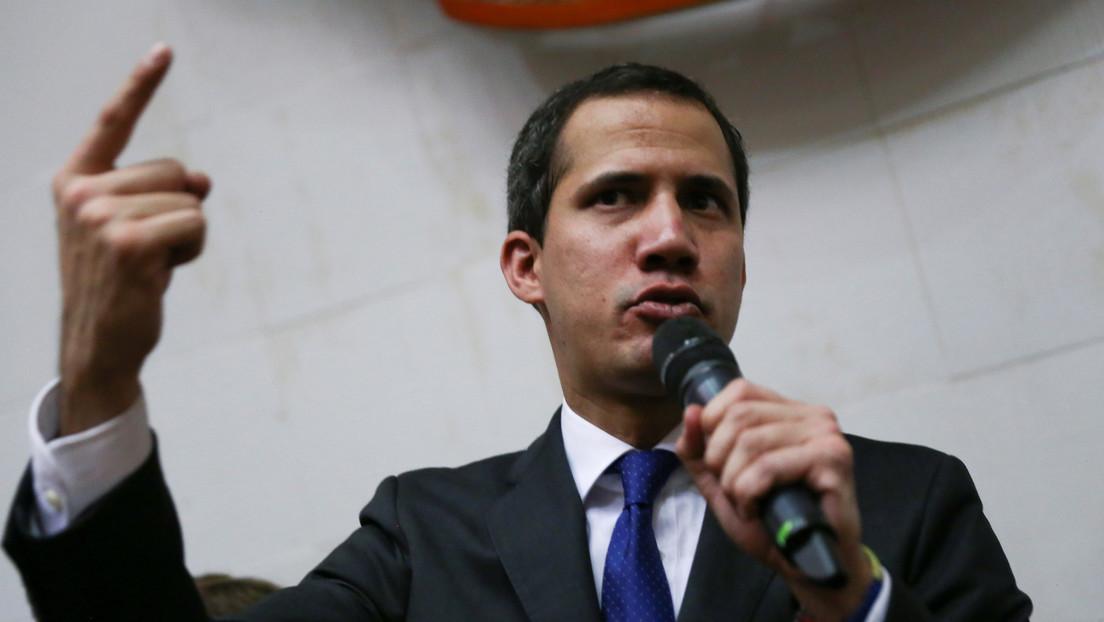 Guaidó ignora a la nueva directiva de la Asamblea Nacional y se juramenta de nuevo como 'presidente encargado' de Venezuela