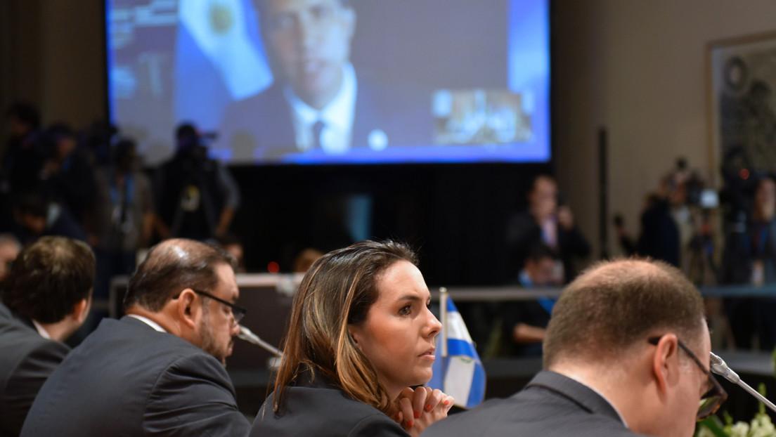 El Gobierno de Argentina le quita las credenciales diplomáticas a la 'embajadora' nombrada por Guaidó