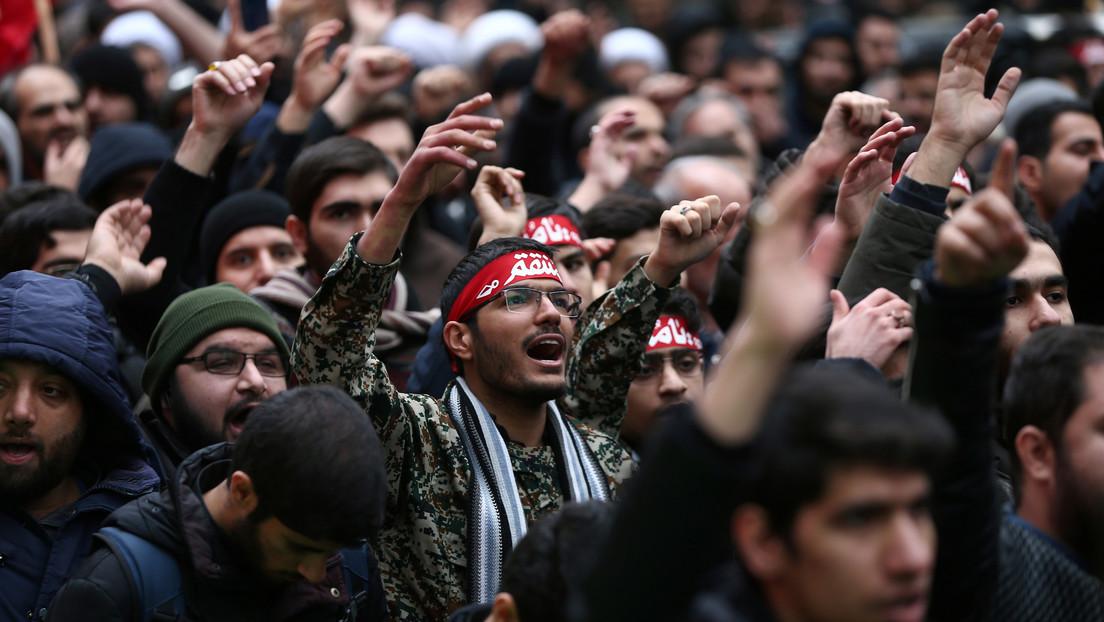 """Pentágono: """"EE.UU. busca una solución diplomática, pero primero Irán debe reducir las tensiones"""""""
