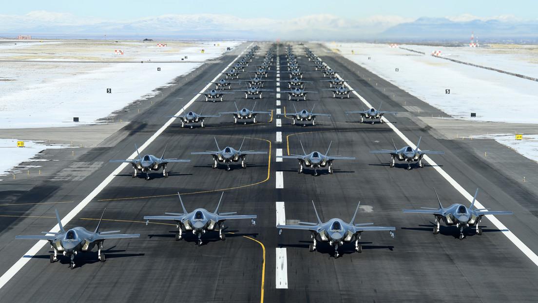Infografía: Las capacidades militares de EE.UU. e Irán